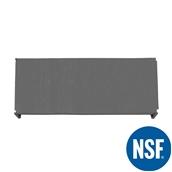 JW-PSS-6024/SOLID Ράφι Συμπαγέs Πλαστικό NSF κατάλληλο για τρόφιμα, κατάψυξη, 1525Μ x 610Β mm
