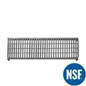 JW-PSU-6018/VENTED Ράφι Διάτρητο Πλαστικό NSF κατάλληλο για τρόφιμα, κατάψυξη,  1525Μ x 455Β mm