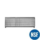 JW-PSU-5418/VENTED Ράφι Διάτρητο Πλαστικό NSF κατάλληλο για τρόφιμα, κατάψυξη,  1370Μ x 455Β mm