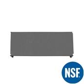 JW-PSS-5421/SOLID Ράφι Συμπαγέs Πλαστικό NSF κατάλληλο για τρόφιμα, κατάψυξη, 1370Μ x 530Β mm
