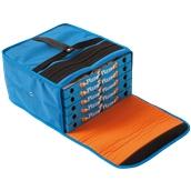 BT3220 Τσάντα θερμός μεταφοράς για 5 πίτσες φ33cm,35x35x20cm