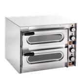 R-SMALL/G2 Φούρνος πίτσας εξαιρετικής κατασκευής ΔΙΠΛΟΣ 41x36x11cm  - 3.2KW