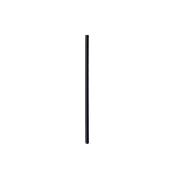 K.261/SS301084F 1000 Καλαμάκια Ίσια, FREDDO, Φ4.5x190 mm, Μαύρα