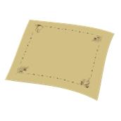1100811303 Χάρτινο Τραπεζομάντηλο Εστιατορίου, 100x130 cm, 3φυλλο, σχέδιο λαδόκολα ελιά, ENDLESS