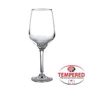 MENCIA /31CL Ποτήρι γυάλινο Tempered 31cl, φ7,8x20,8Ycm, Vicrila Ισπανίας