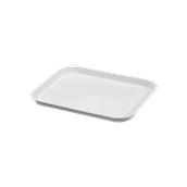 8973001 Δίσκος πλαστικός PS, 311x242x20 mm