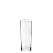 CORTINA WHISKY 22 Γυάλινο Ποτήρι Ουίσκι, Ούζου, 21,5cl, Φ5,45x14,3cm, Σειρά CORTINA, BORMIOLI ROCCO, Ιταλίας