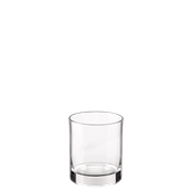 CORTINA ACQUA 25 Γυάλινο Ποτήρι Νερού, Ουίσκι, 25,5cl, Φ7,35x8,8cm, Σειρά CORTINA, BORMIOLI ROCCO, Ιταλίας
