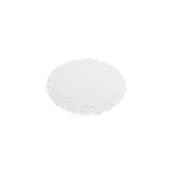 DEN50000016 Πακέτο 250 Χάρτινες Δαντέλες Στρογγυλές Φ16cm, Λευκές,  Sabert