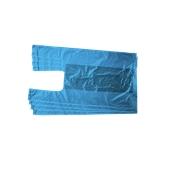 PSK-45/B/5KG Συσκευασία 5 κιλών Σακούλεs / Τσάντες Φανελάκι 26+9 X 45cm Μπλε