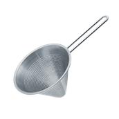 159-220318 Σουρωτήρι Κωνικό Φ18cm Ανοξείδωτο