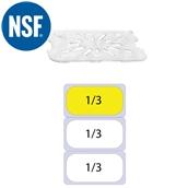 JW-P13DS Σχαρα Στραγγισματοs Polycarbonate GN1/3 (32.5x17.6)
