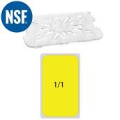 JW-P11DS Σχαρα Στραγγισματοs Polycarbonate GN1/1 (53x32.5cm) -