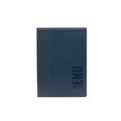 MC-TRA5-BU Κατάλογος MENU TRENDY A5 για Εστιατόρια / cafe 18x25cm, μπλε, SECURIT