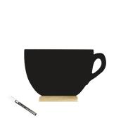 FBT-CUP Επιτραπέζιο Πινακάκι με Χαρακτηριστικό Σχήμα,σειρά SILHOUETTE SECURIT