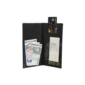 MC-BRBP-BL Θήκη λογαριασμού BASIC A4 για Εστιατόρια / cafe 13 x 23 cm, μαύρη, SECURIT