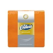 1100330035 Πακέτο 50 Χαρτοπετσέτες Πολυτελείας 33x33 2φυλλες, πορτοκαλί, ENDLESS