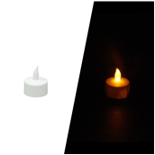 MCS-224 Έξτρα Ηλεκτρικό επαναφορτιζόμενο κερί, για βάση MCS-458 ,Φ3,9 x 4,8 cm