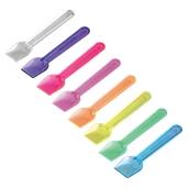 C-10-T/KG Πακέτο 1κιλό (περίπου 667τεμ) κουταλάκια πλαστικά 10cm χύμα.