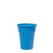 ART.95-300 /BL Ποτήρι Κρύσταλ 30 cl, 7.2gr, Φραπέ,Γρανίτας, Μπλε, Ελληνικό.