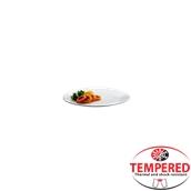 PFM-FP-15 Πιάτο Ρηχό Οπαλίνης 15 cm, Λευκό, Tempered, Σειρά Performa, Bormioli Rocco