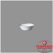 PRM-BL-12X12 Μπωλ Οπαλίνης 12x12 cm, Λευκό, Tempered, Σειρά Parma, Bormioli Rocco