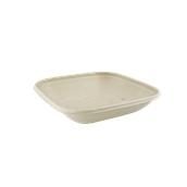 PUL14116 Μπωλ Τετράγωνο 500 ml, 17x17x3 cm, από ζαχαροκάλαμο, Μίας Χρήσης, , Sabert
