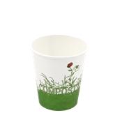 PUL2028 Κούπα 250 ml από ζαχαροκάλαμο, Μίας Χρήσης, Sabert