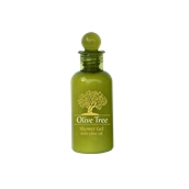 AM-116 Αφρόλουτρο ελαιόλαδου σε μπουκαλάκι 40ml - Olive Tree