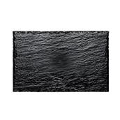 6036-19 Δίσκος Πλαστικός Παρουσίασης 22 x 14 cm, PS, Σχιστόλιθος