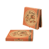 30x30x4.2 /PIG Κουτί Πίτσας Μικροβέλε PIGIAMA 30x30x4.2cm, Ιταλίας