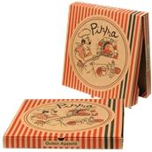 45x45x5 /PIG Κουτί Πίτσας Μικροβέλε PIGIAMA 45x45x5cm, Ιταλίας