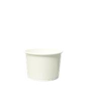 CPW-16OZ Κύπελο Παγωτού Χάρτινο Λευκό 16 OZ για 3 μπάλες