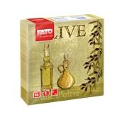 82593500 ΠΑΚΕΤΟ 50 Χαρτοπετσέτες 2Φ 33x33 Olive Oil, FATO Ιταλίας