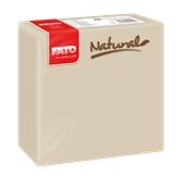 82994000 ΠΑΚΕΤΟ 40 Χαρτοπετσέτες 2Φ 38x38 Natural micro-embossed, FATO Ιταλίας