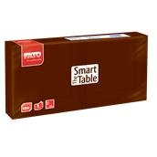 82546001 ΠΑΚΕΤΟ 100 Χαρτοπετσέτες 2Φ 25x25 σοκολατί, FATO Ιταλίας