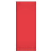 88201900 ΠΑΚΕΤΟ 1000 Θήκες με Χαρτοπετσέτα 2Φ 38x38cm για Μαχαίρι, Πιρούνι, κόκκινες, FATO Ιταλίας