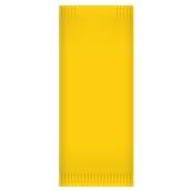 88202100 ΠΑΚΕΤΟ 1000 Θήκες με Χαρτοπετσέτα 2Φ 38x38cm για Μαχαίρι, Πιρούνι, κίτρινες, FATO Ιταλίας