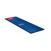 86325600 Τραπεζομάντηλο πολυτελείας με πλαστικό PE 100x100 σκούρο μπλε, FATO Ιταλίας