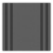 88551200 Τραπεζομάντηλο Airlaid 100x100 Tweed μαύρες, FATO Ιταλίας