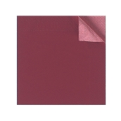 87218005 ΠΑΚΕΤΟ 50 Χαρτοπετσέτες 4Φ 40x40 Bicolor μπορντώ/ροζ, FATO Ιταλίας