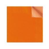 87258005 ΠΑΚΕΤΟ 50 Χαρτοπετσέτες 4Φ 40x40 Bicolor πορτοκαλί/ροδακινί, FATO Ιταλίας