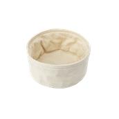 MCBD17 Ψωμιέρα Υφασμάτινη, φ17x8cm, SUNNEX
