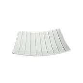 MM1AT730000 /U Τετράγωνος δίσκος 30x30cm, Σειρά MAGNUM, λευκός