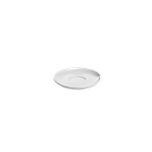 TB0051A0000 /A Πιατάκι κούπας Πορσελάνης WILMA Φ12cm, Σειρά TORREF B, λευκό