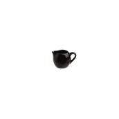 SP032050779 /A Γαλατιέρα Πορσελάνης 50cc, Σειρά SPHERE, μαύρη