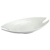 MM1AT720000 /U Οβάλ Πιατέλα Καράβι 55cm, Σειρά MAGNUM, λευκή