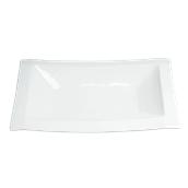 MM1AM450000 /U Ορθογώνιος Δίσκος BUFFET 53x37x8cm, Σειρά MAGNUM, λευκός
