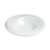 MM1AM460000 /U Στρογγυλή Πιατέλα TORSE Φ42cm, Σειρά MAGNUM, λευκή