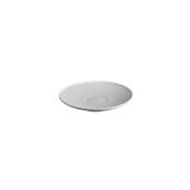 NG006160000 /A Πιατάκι κούπας Πορσελάνης Φ16cm, Σειρά GRAFFITI NEW, λευκό